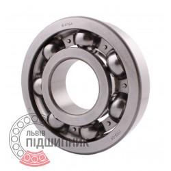 6416 [Rus 34] [Pocтов] Deep groove open ball bearing
