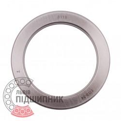 51118 | 8118 H [GPZ-34 Rostov] Thrust ball bearing