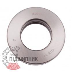 51309 | 8309 H [GPZ-34 Rostov] Thrust ball bearing