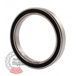 6808 2RS   1180808 [GPZ-34 Rostov] Deep groove sealed ball bearing