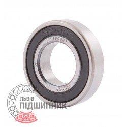 1180901 [GPZ-34 Rostov] Deep groove sealed ball bearing