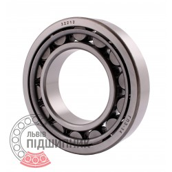 32212 KM | NU212 [GPZ-34 Rostov] Cylindrical roller bearing