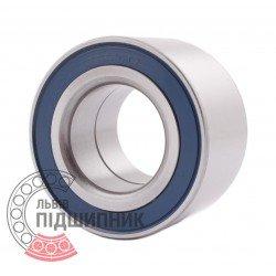 256907 E2C17 [Rus 4] Angular contact ball bearing