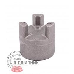 GRMALU 19/24B TRASCO® [SIT] Flexible coupling hub