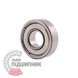 1000098 | 619/8.ZZ | 698 ZZ [EZO] Мініатюрний кульковий підшипник