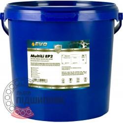 Cмазка универсальная MultiLi (EVO), 5 кг.