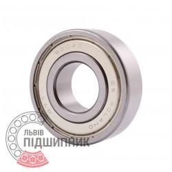 6204-2Z [CX] Deep groove sealed ball bearing