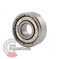 606-2Z [CX] Miniature deep groove ball bearing