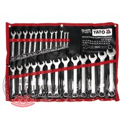 Combination wrench set 6-32mm / 25 pcs (YATO) | YT-0075