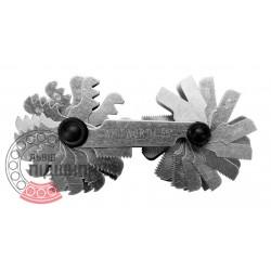 Thread gauge 52 blades (YATO) | YT-29984