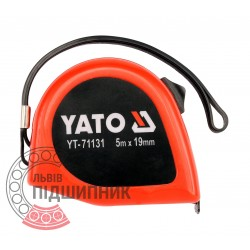 Tape measure 5m x 19mm (YATO)