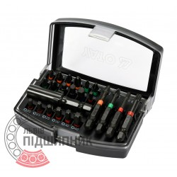 Screwdriver bit set 23 pcs (YATO) | YT-04621