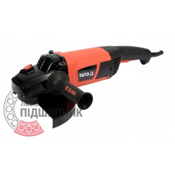 Angle grinder 2100 W / 230 mm (YATO) | YT-82103
